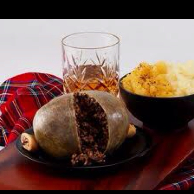 Address To A Haggis By Robert Burns Scottish Poetry Library