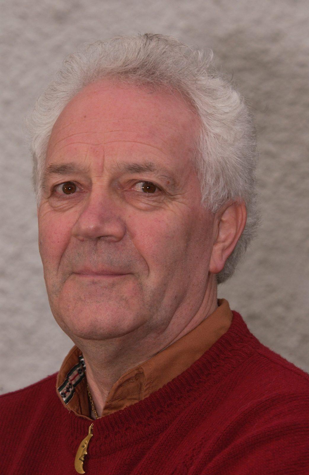 Stewart Conn Poet Scottish Poetry Library