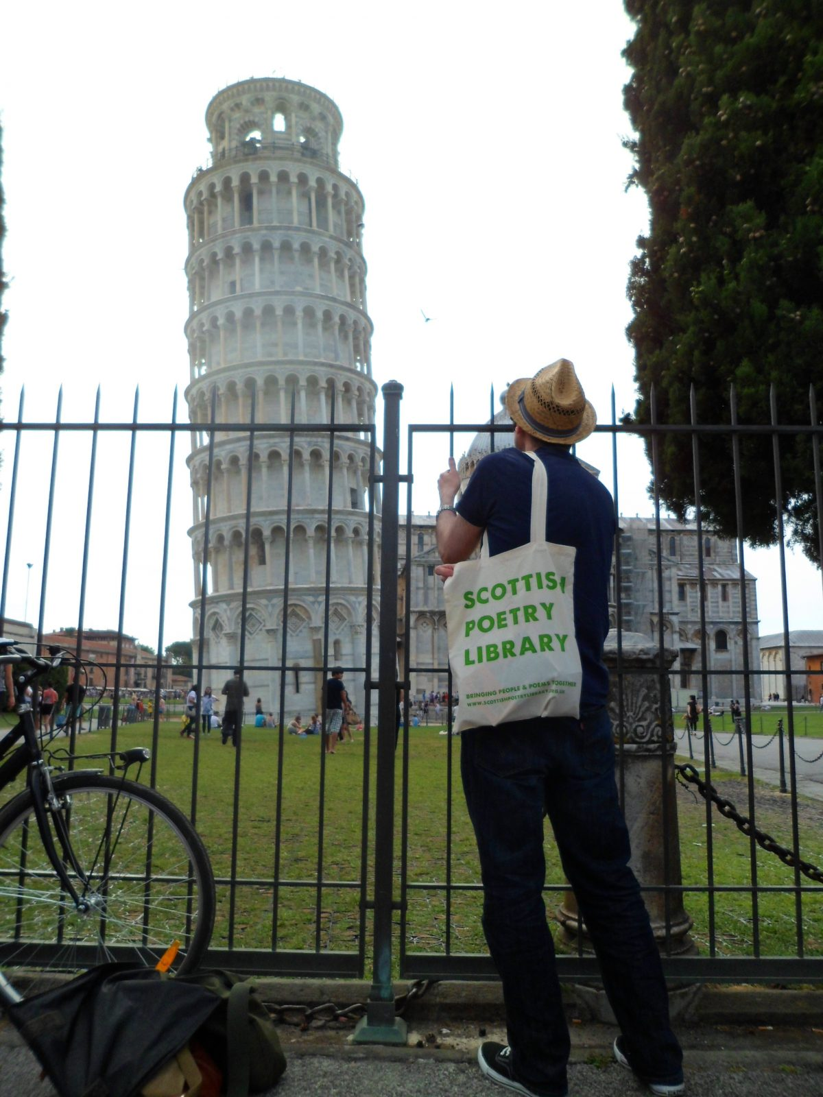 Postcard from Pisa | Blog | Scottish Poetry Library
