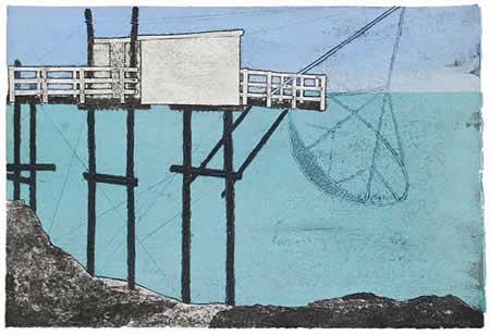 'Carrelet' by Gillian Murray